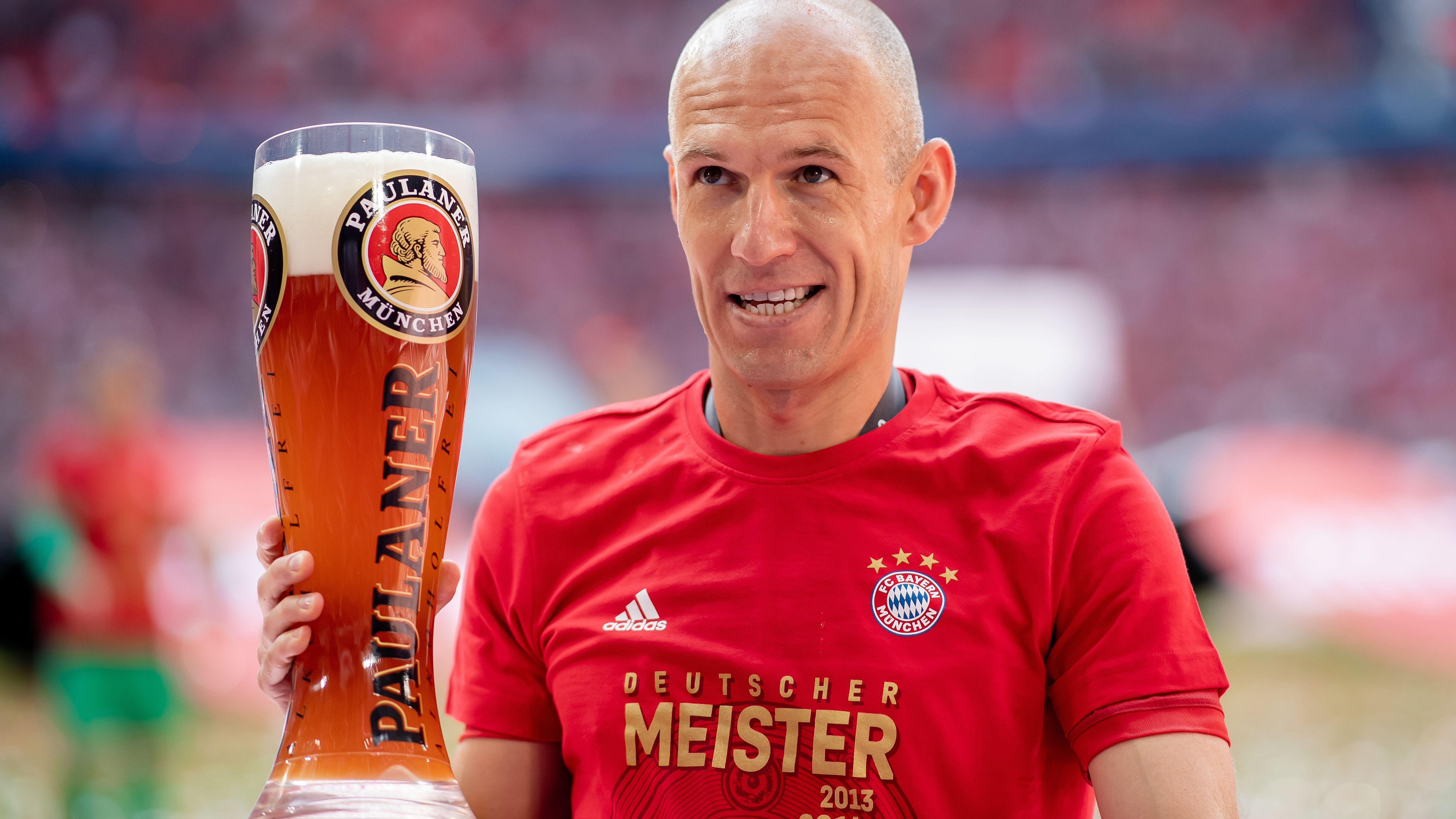 Ex-Fußballprofi Arjen Robben