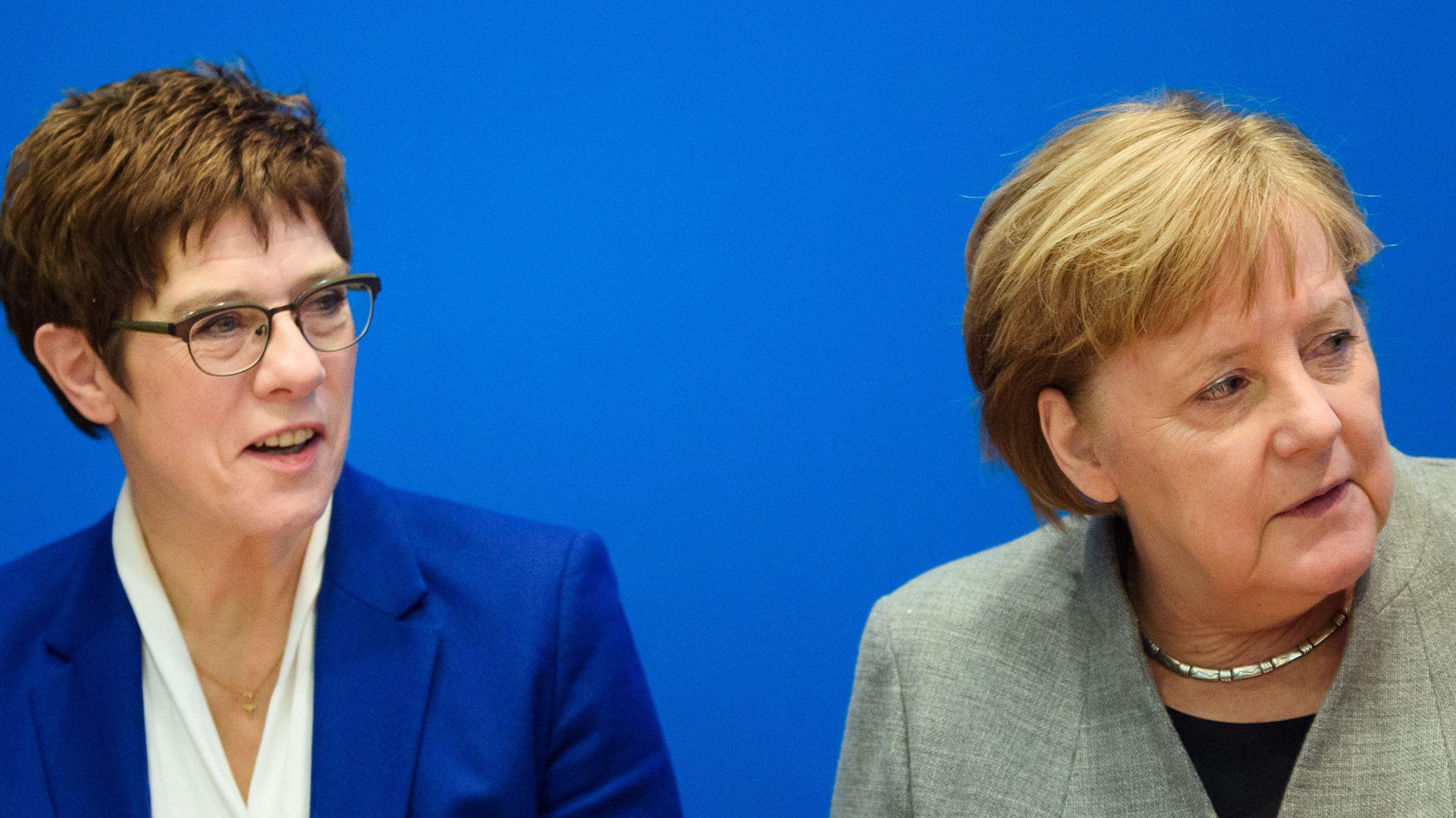 Debatte über Zeitplan für Kür der neuen CDU-Führung