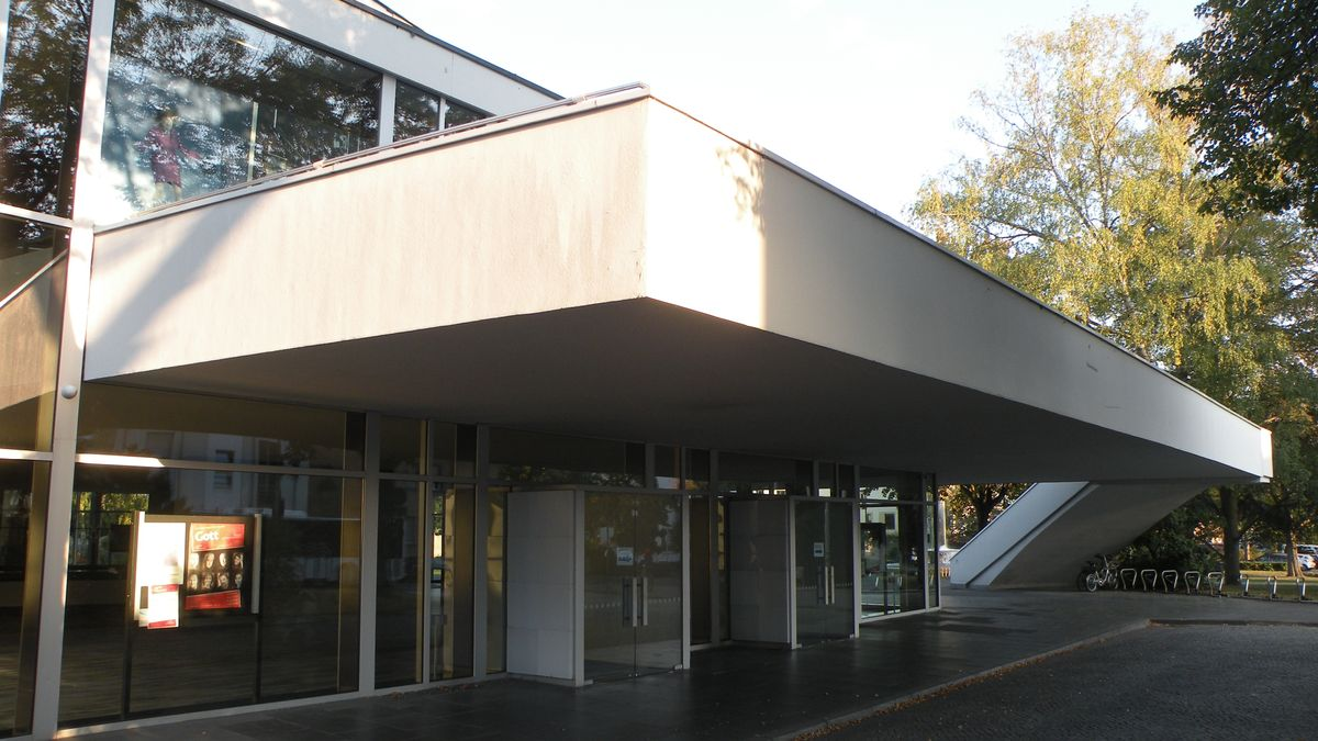 Das Schweinfurter Stadttheater