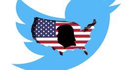 Trump-Profil auf Twitter-Vogel   Bild:Picture Alliance