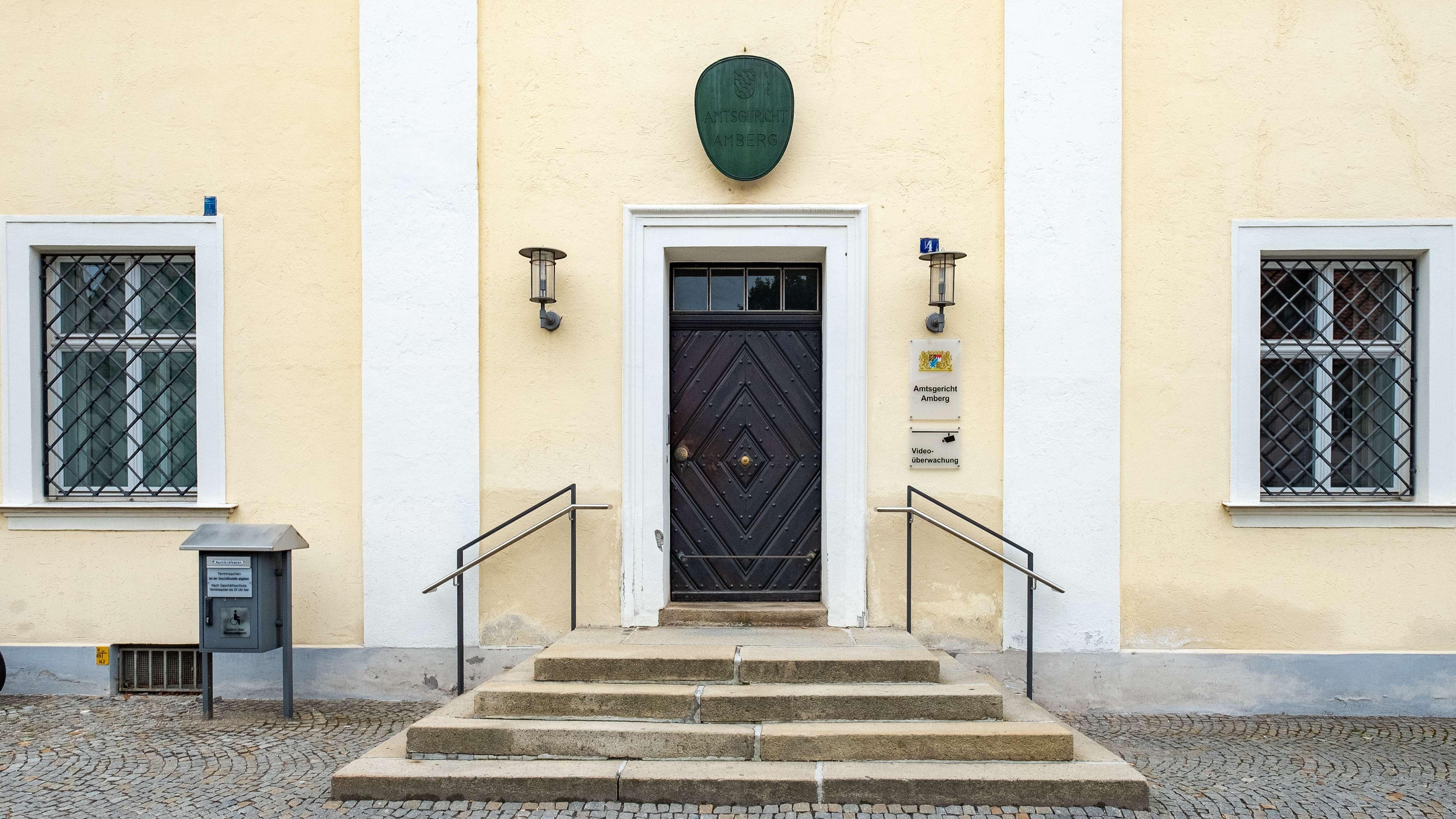 Das Amberger Amtsgericht