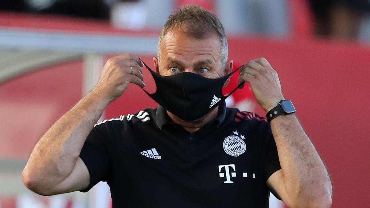 FC-Bayern-Trainer Hansi Flick
