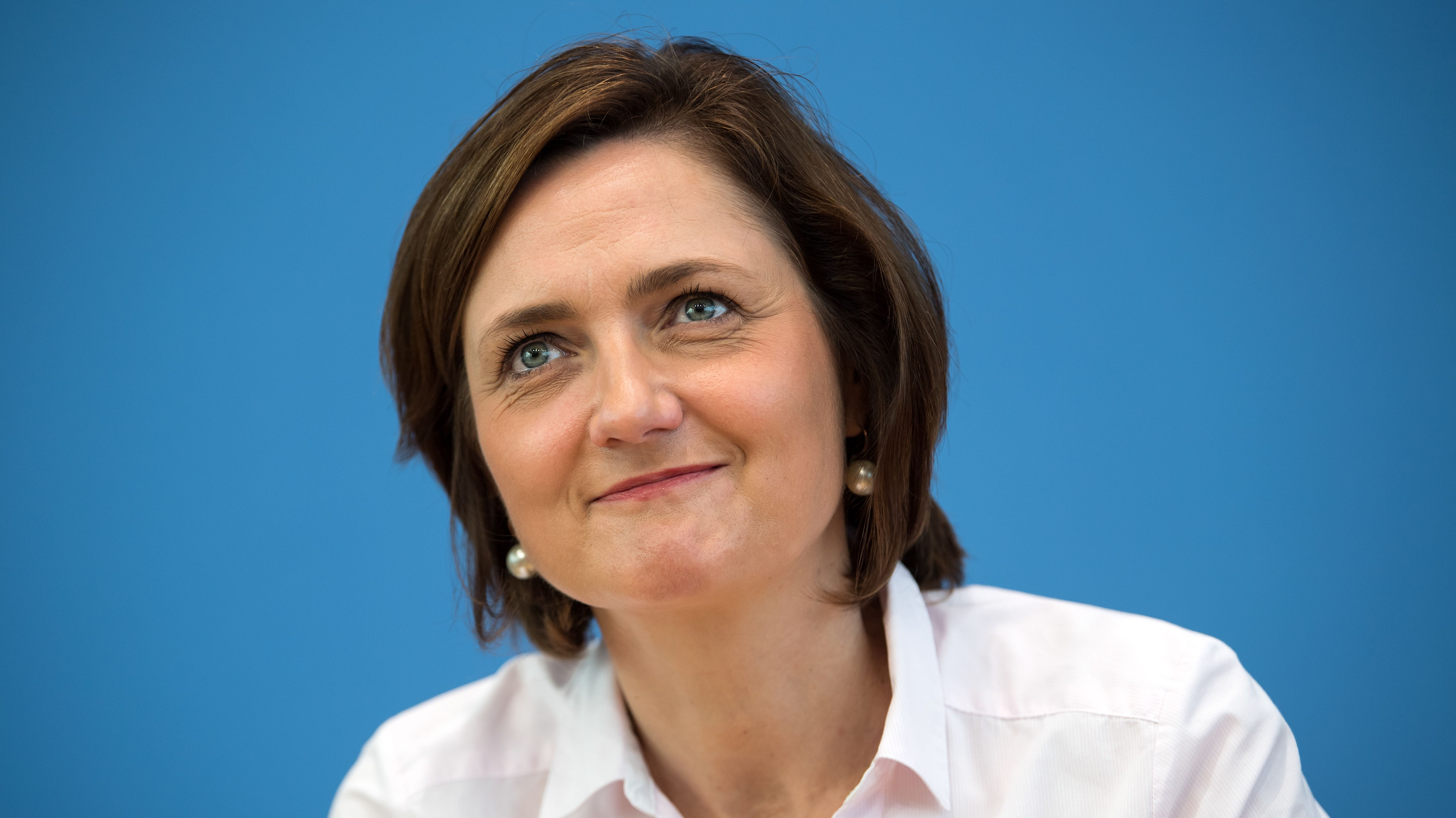 Flensburgs Oberbürgermeisterin Simone Lange (SPD)