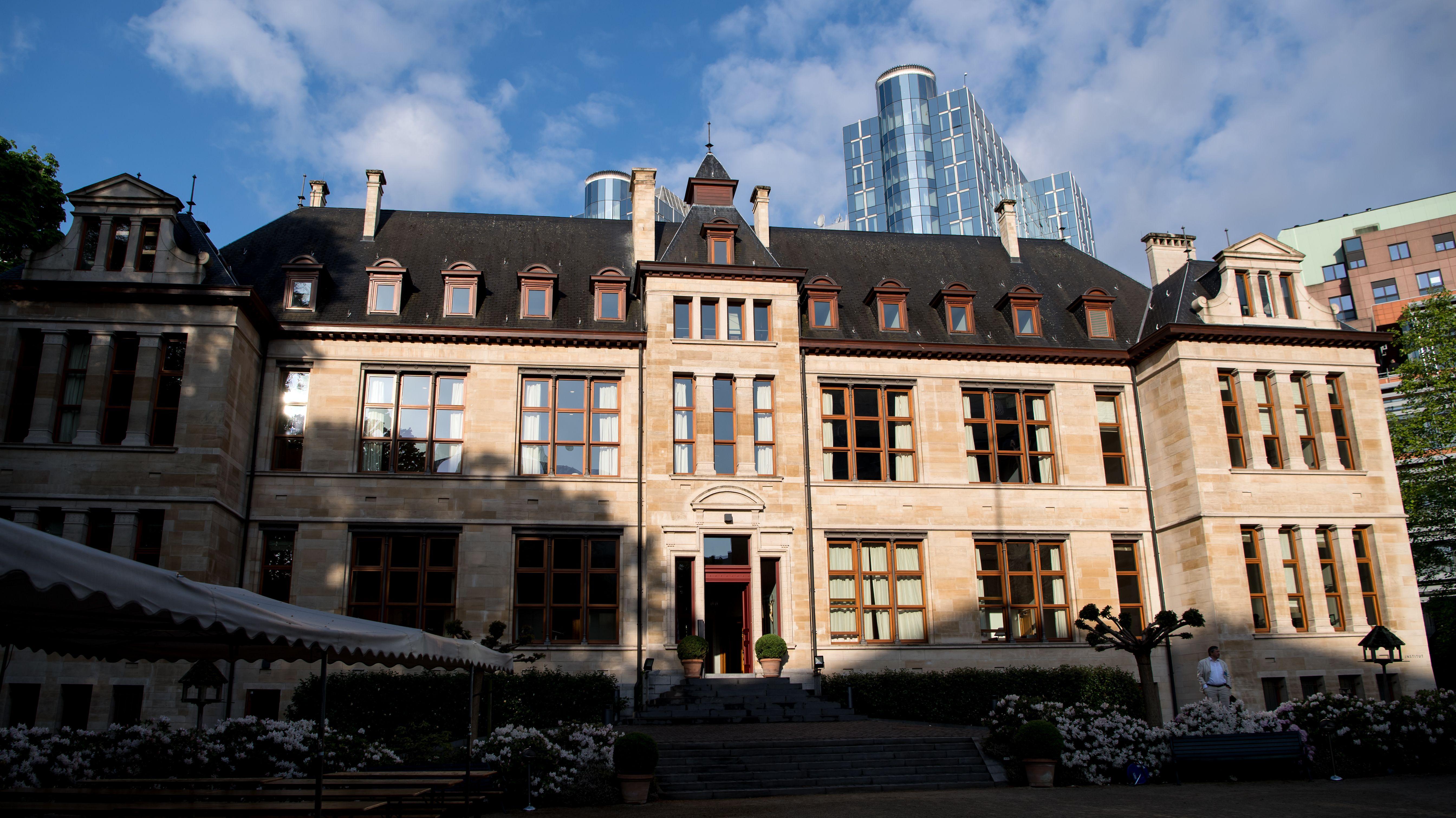 Die bayerische Vertretung in Brüssel (Archivbild von 2018)