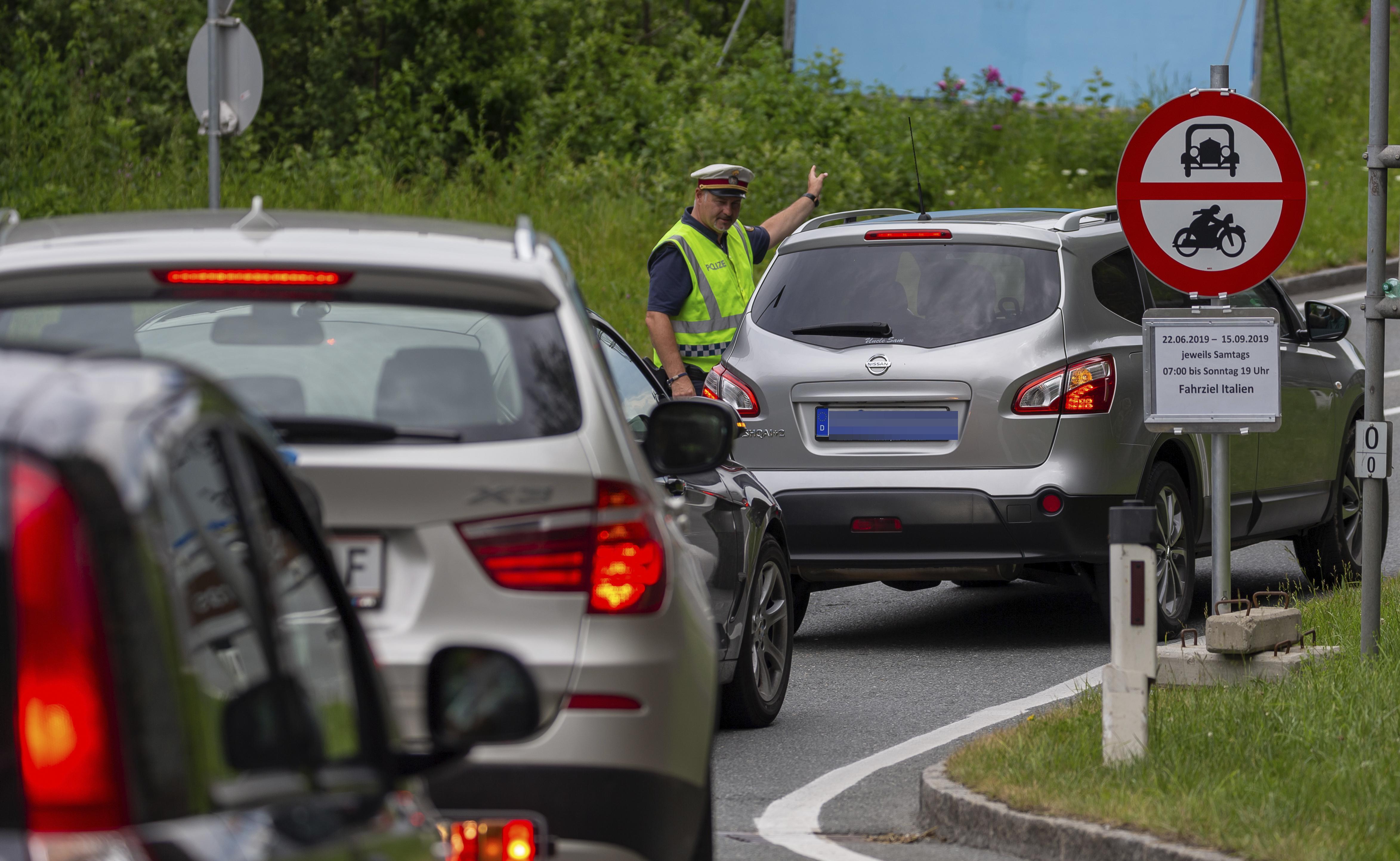 Transit: Deutschland und Österreich vereinbaren Maßnahmen