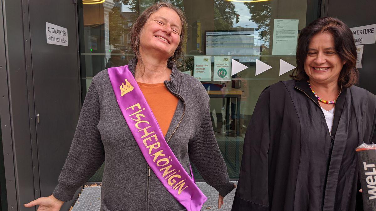 """Frauen dürfen am """"Ausfischen"""" in Memmingen teilnehmen"""