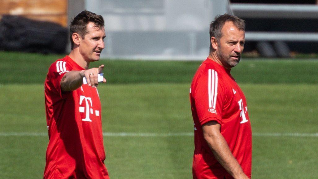 FC Bayern-Trainer Hansi Flick