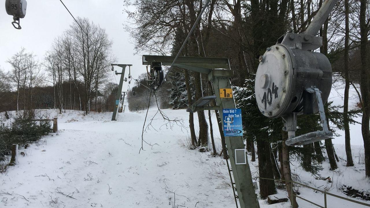 Arnsberglift in der Rhön