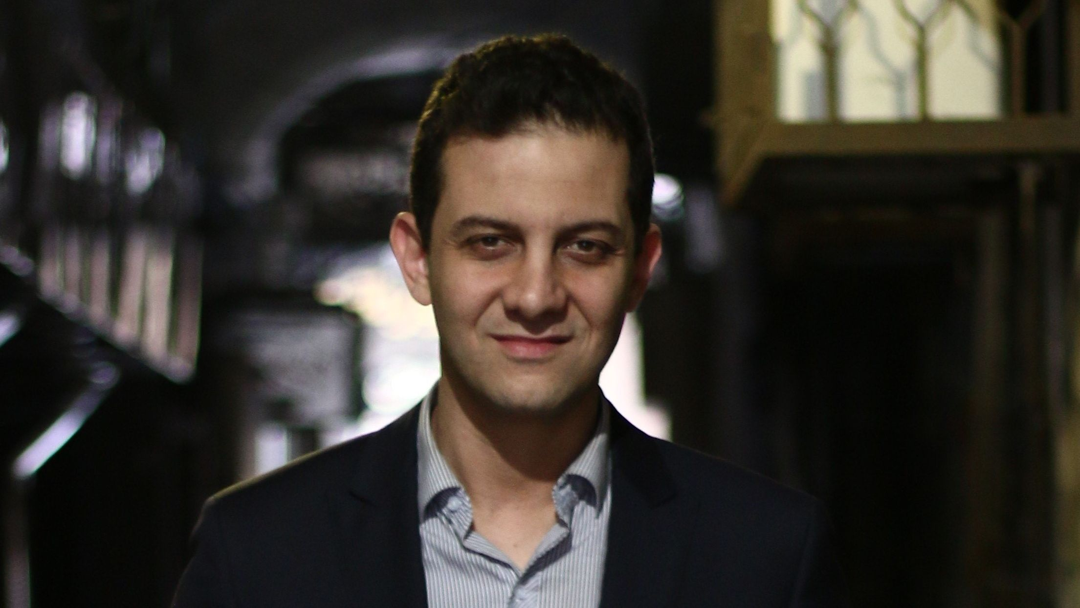 Der Soziologe Amro Ali
