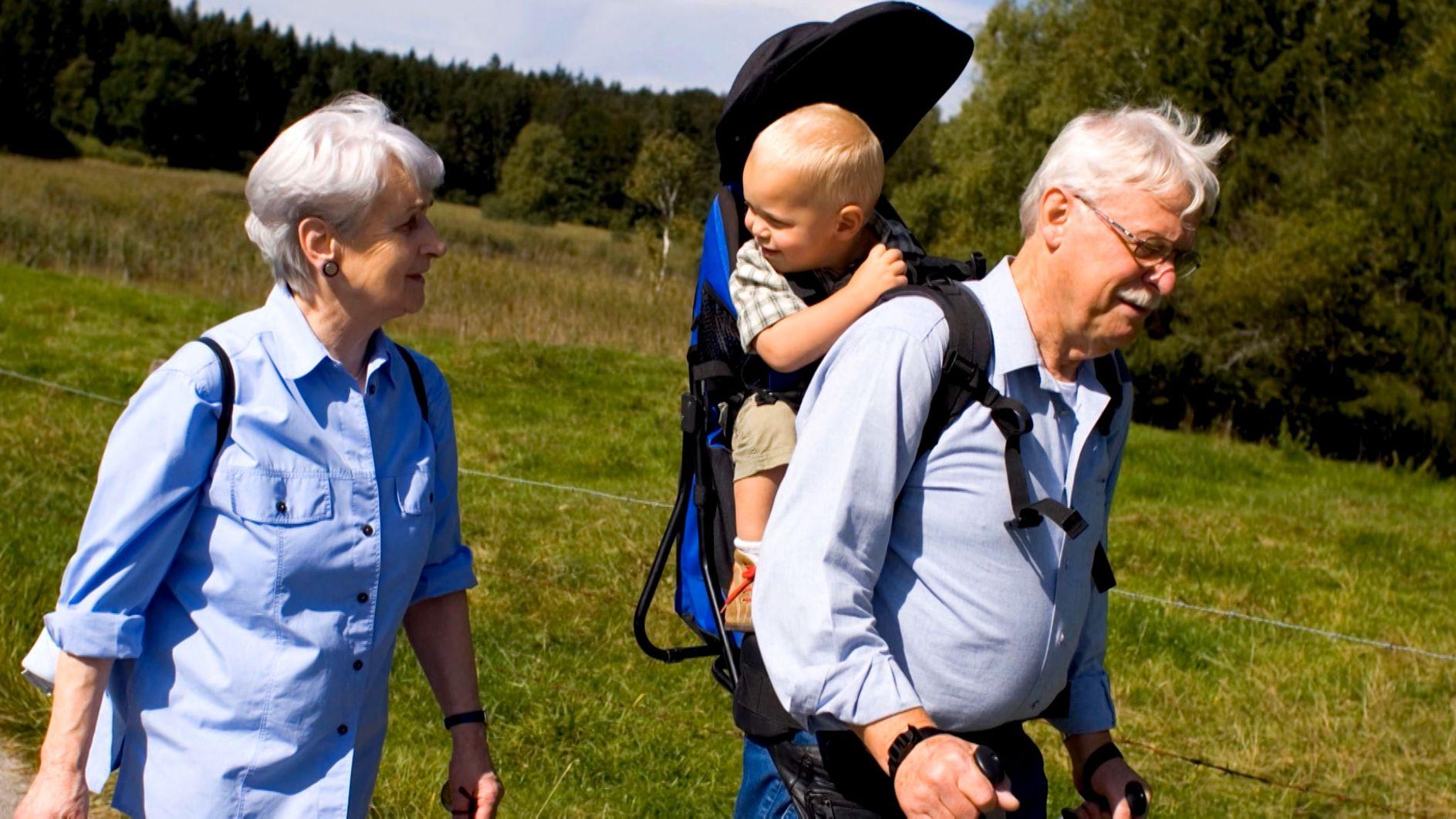 Ein Fest für Oma und Opa: Bayern führt Großelterntag ein