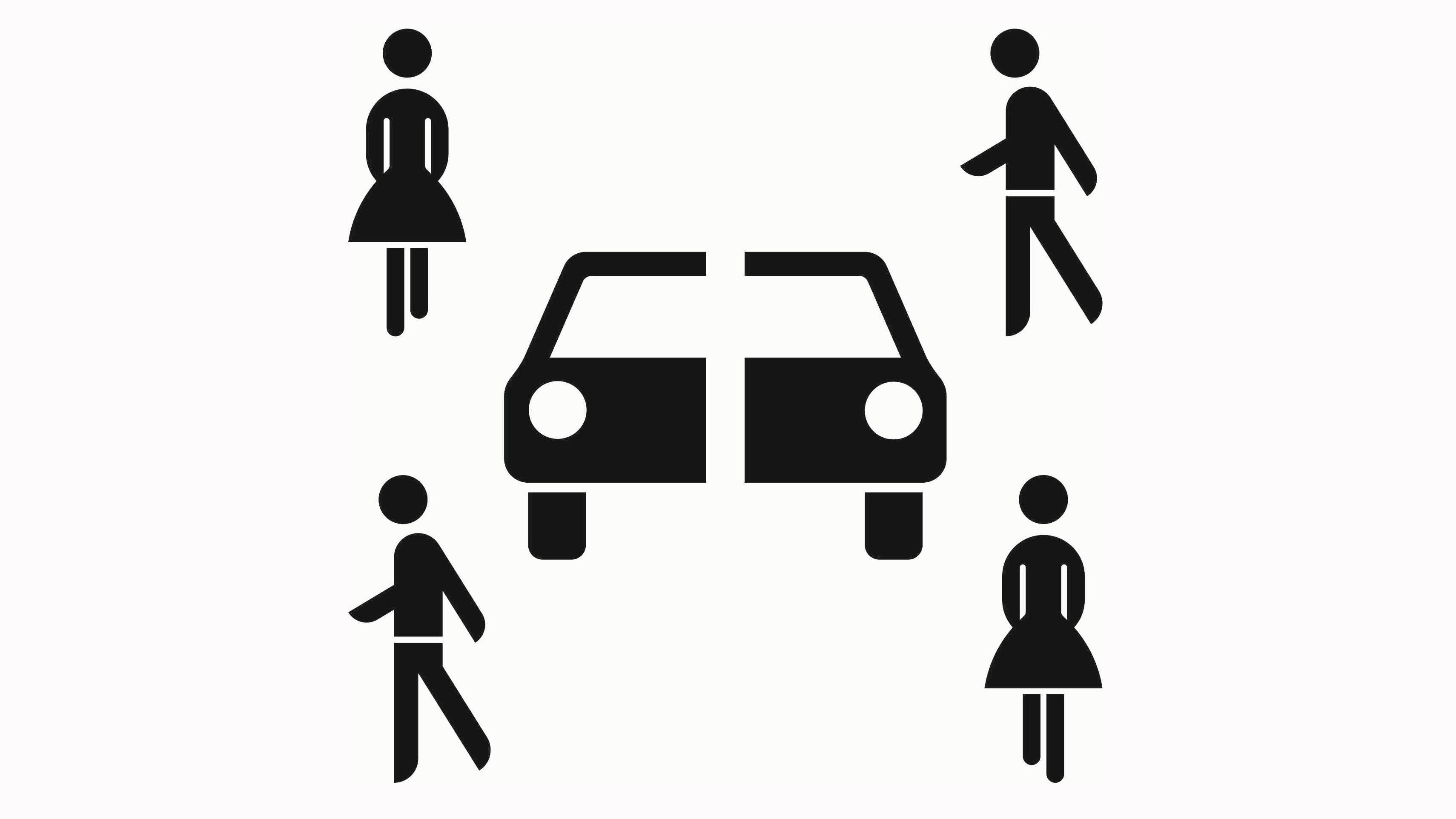 Sinnbild Carsharing