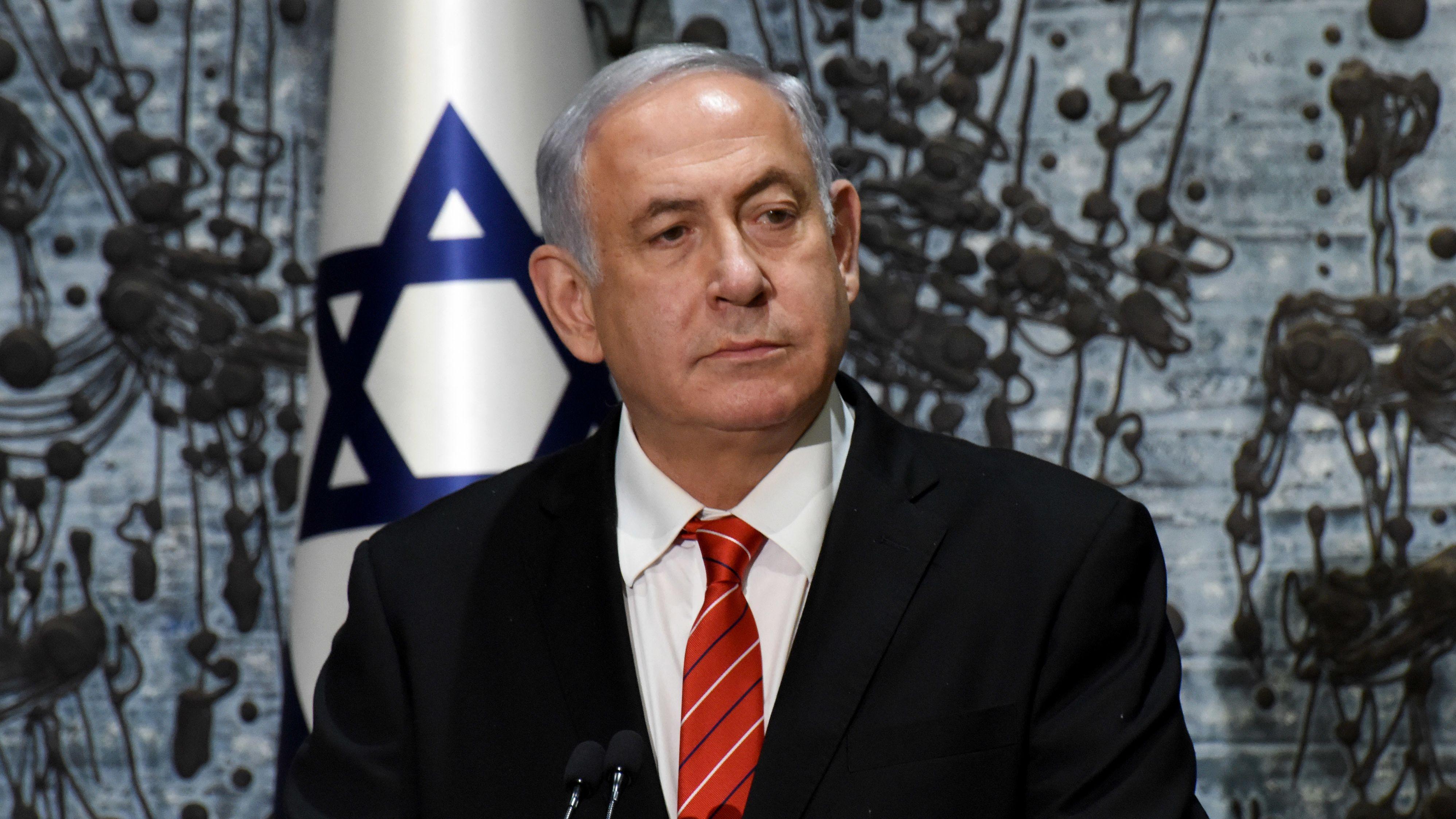 Der israelische Premier Benjamin Netanyahu