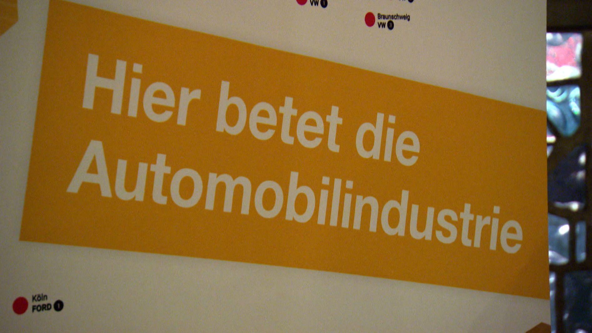 In Ingolstadt wurde für die Autoindustrie gebetet