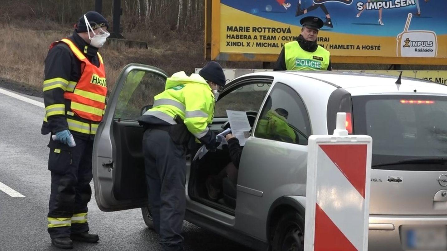 Kontrollen an der bayerisch-tschechischen Grenze