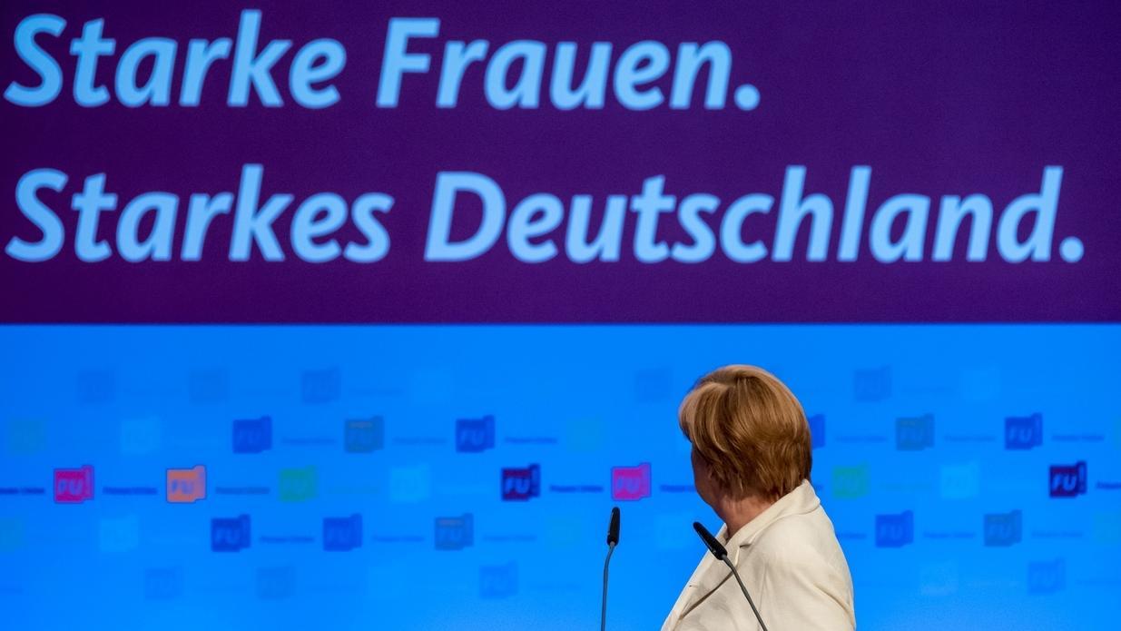 Bundesdelegiertentag der Frauen-Union der CDU