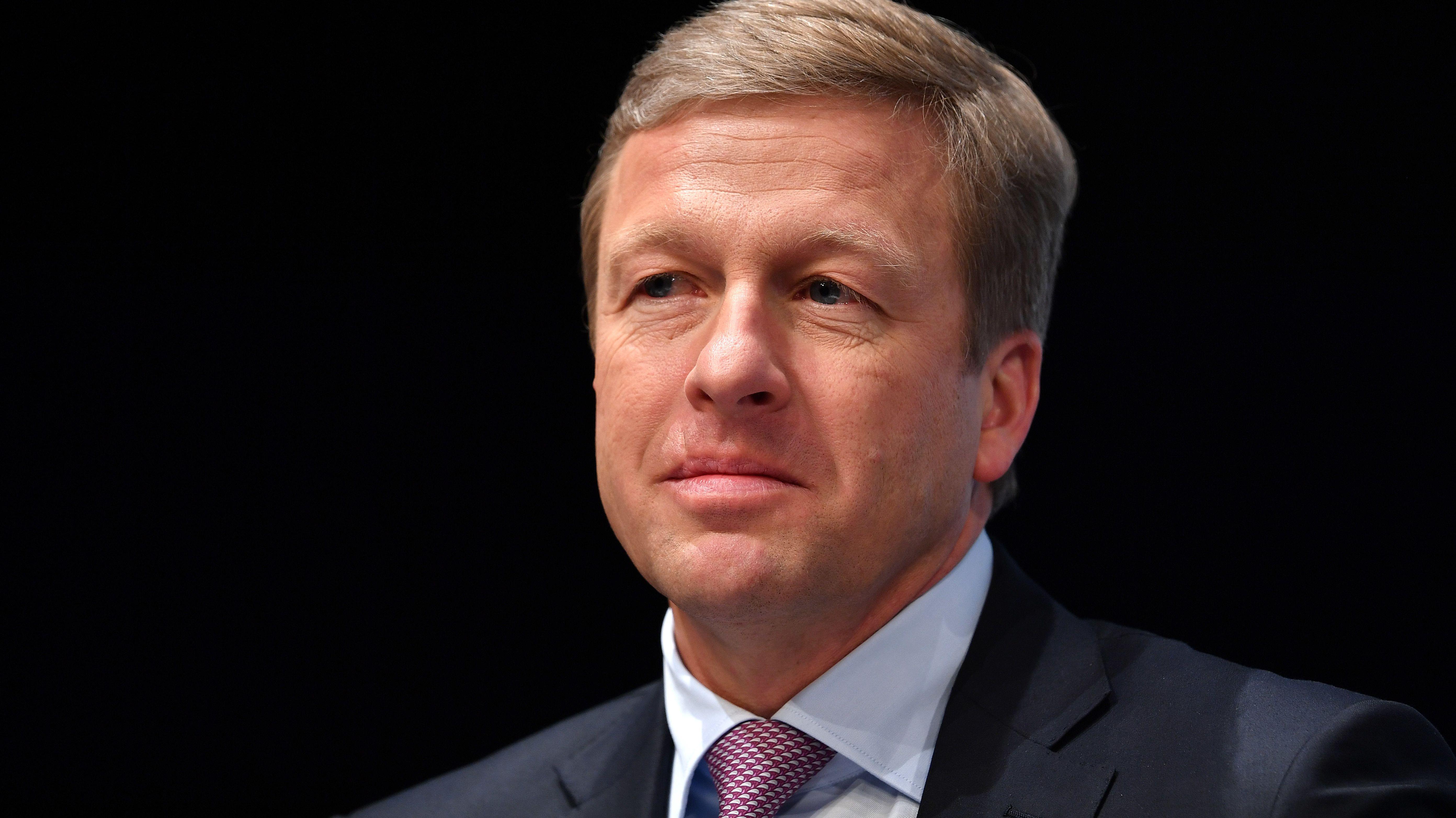 Oliver Zipse, zukünftiger Chef von BMW