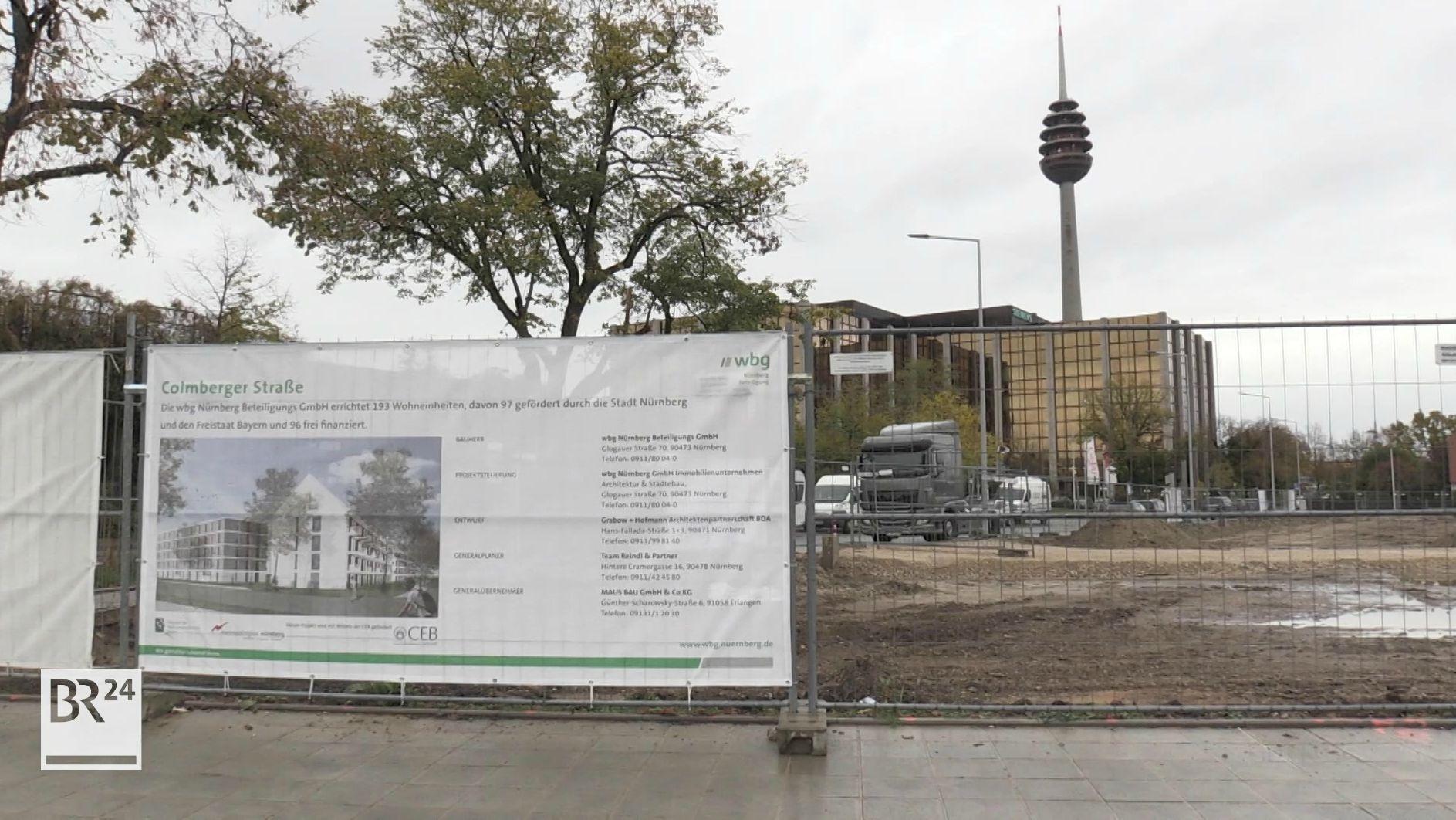 193 neue bezahlbare Wohnungen in Nürnberg