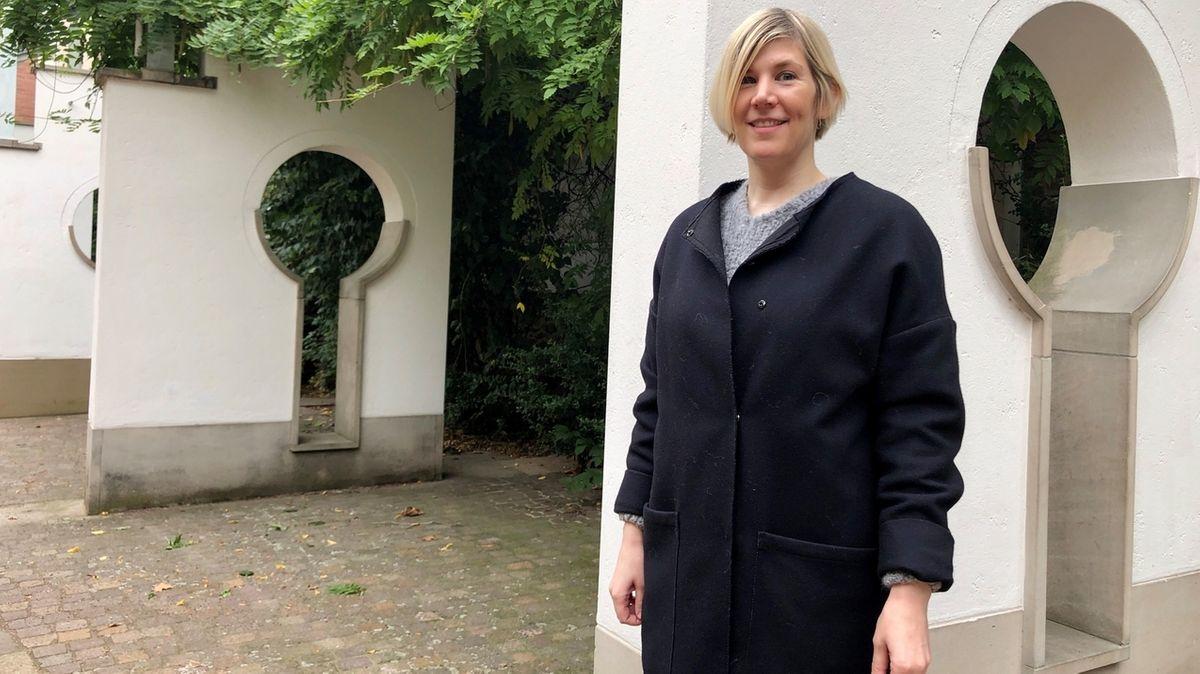 Provinienzforscherin Carolin Lange
