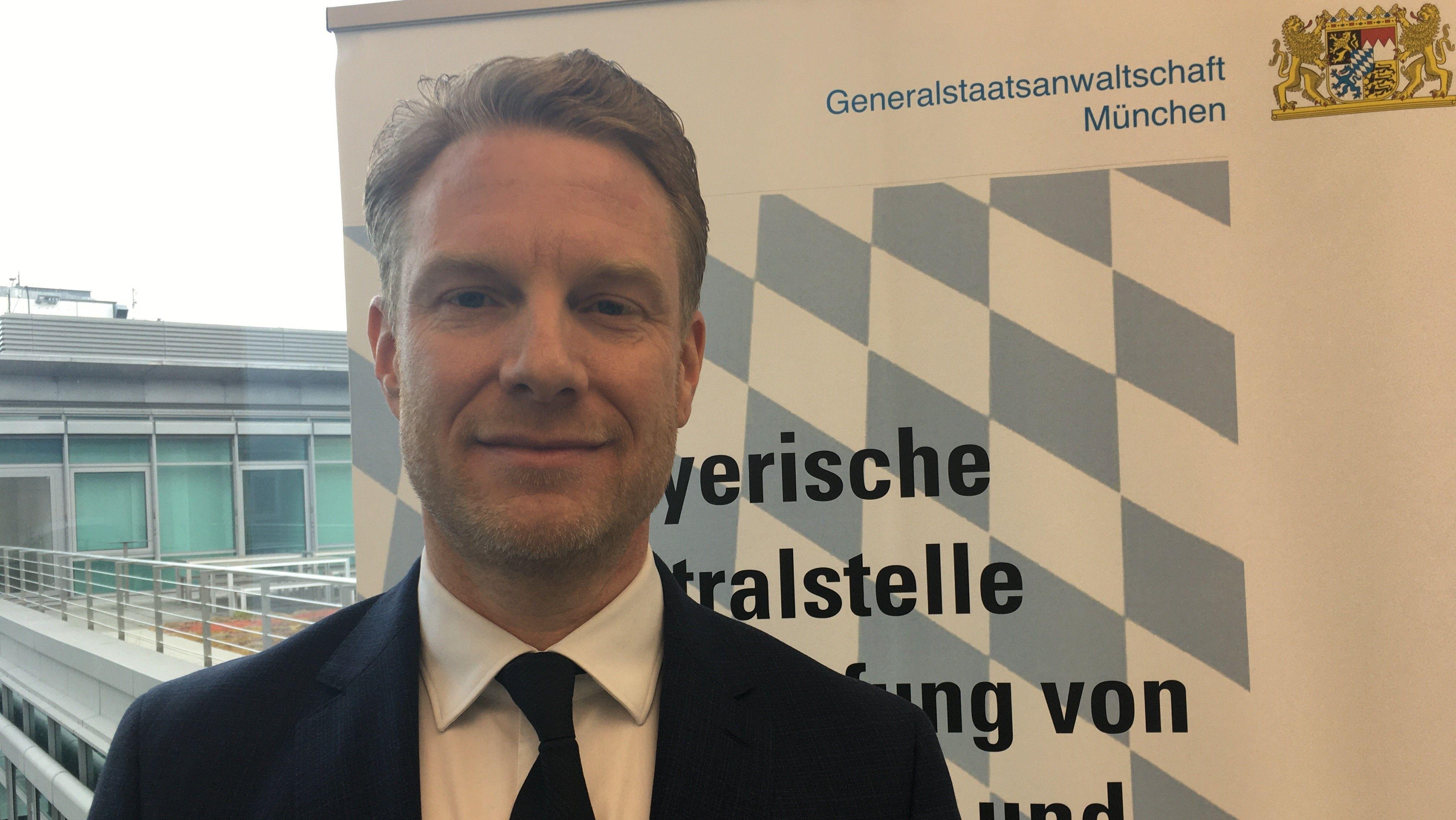 Oberstaatsanwalt Klaus-Dieter Hartleb