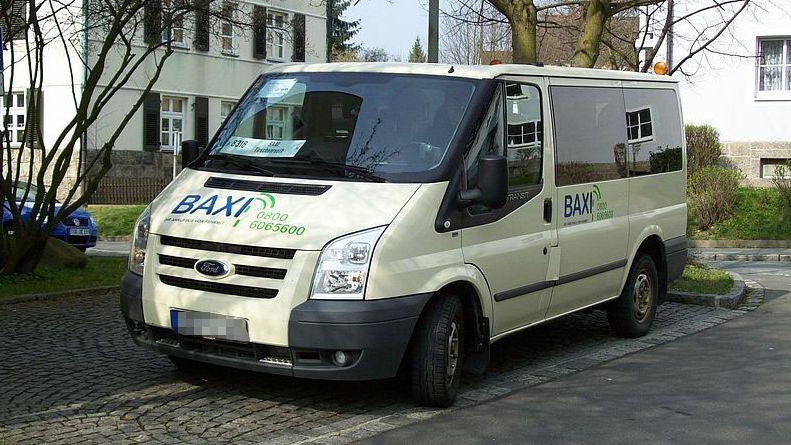 Das Baxi gibt es auch schon im Landkreis Tirschenreuth.