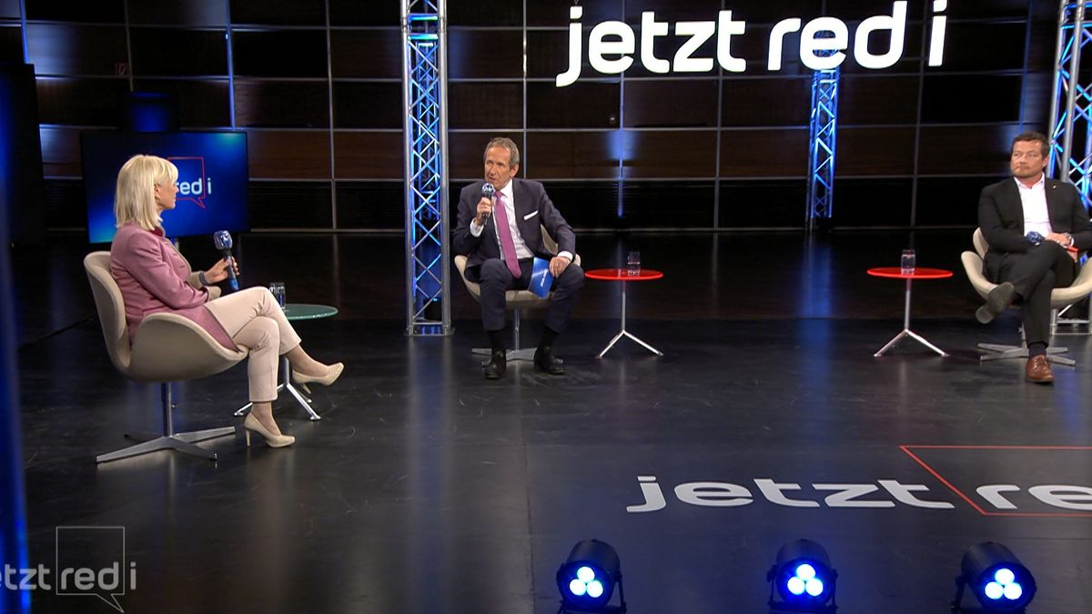 """Jetzt red i"" vom 29.04.2020"