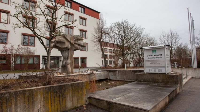 Das Landratsamt Straubing-Bogen