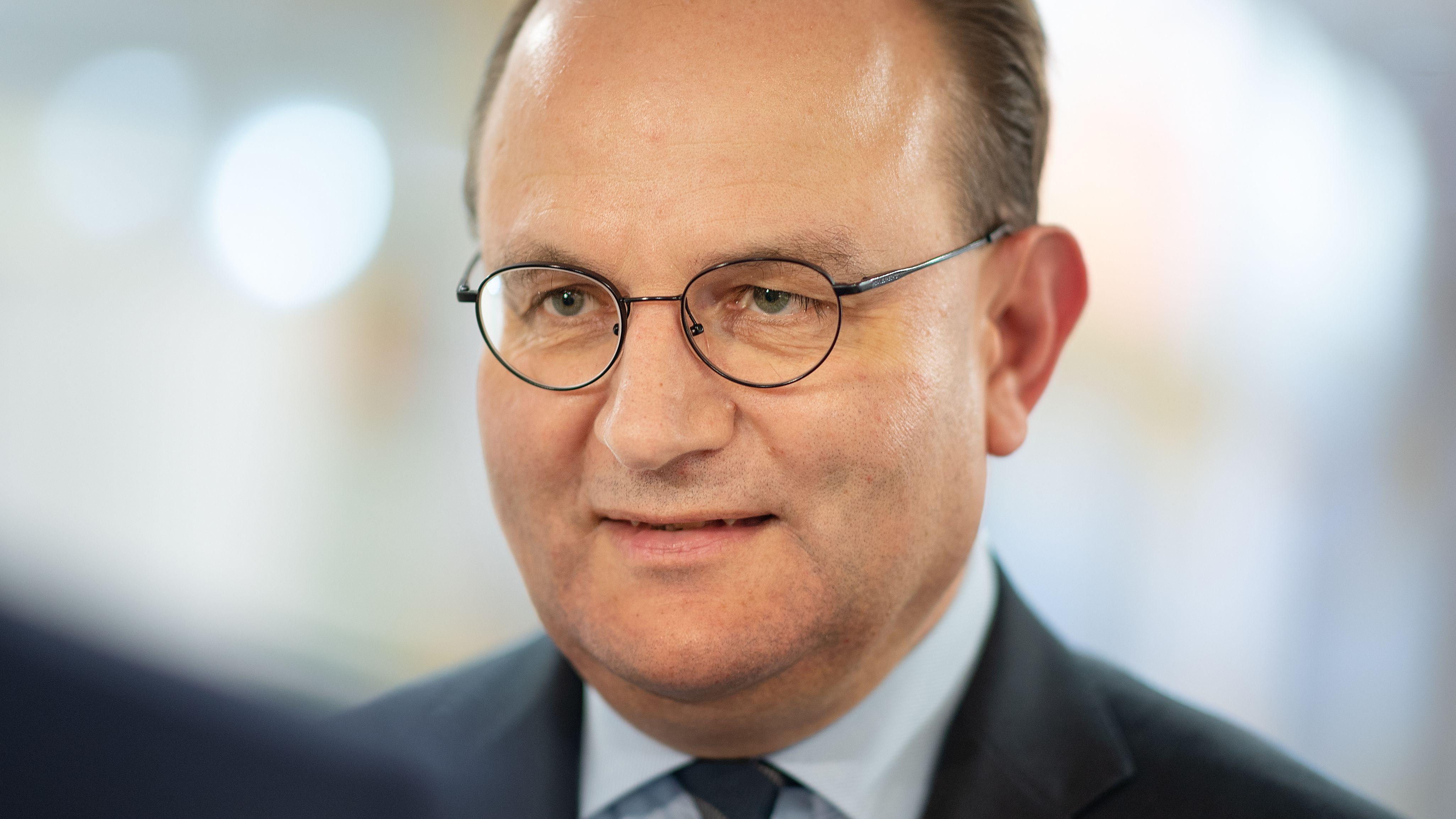 Ottmar Edenhofer, Direktor des Potsdam-Instituts für Klimafolgenforschung