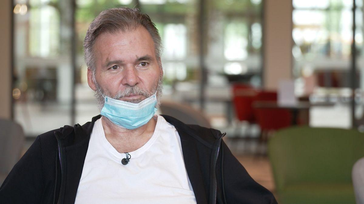 Zwei Monate Intensivstation und künstliches Koma: Der Straubinger Bernhard Seubert erzählt von seiner Corona-Infektion.