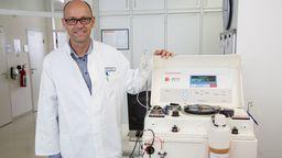 Uniklinik Erlangen darf Immunplasma herstellen | Bild:Uniklinik Erlangen