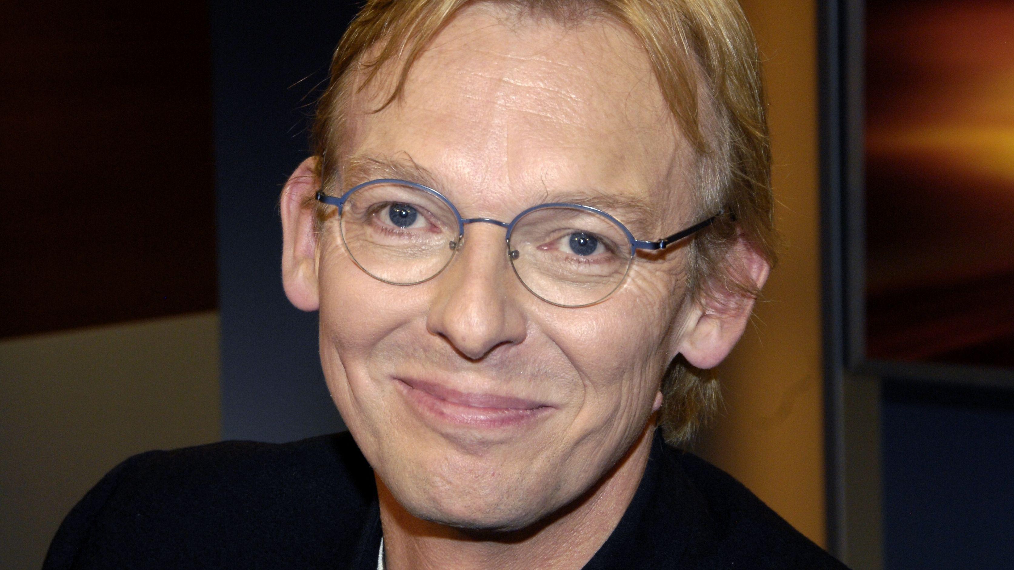 Der in St. Gallen lehrende Philosoph Dieter Thomä
