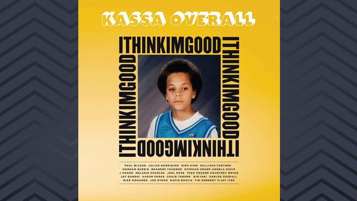 Cover mit dem Foto eines schwarzen Kindes vor gelbem Hintergrund