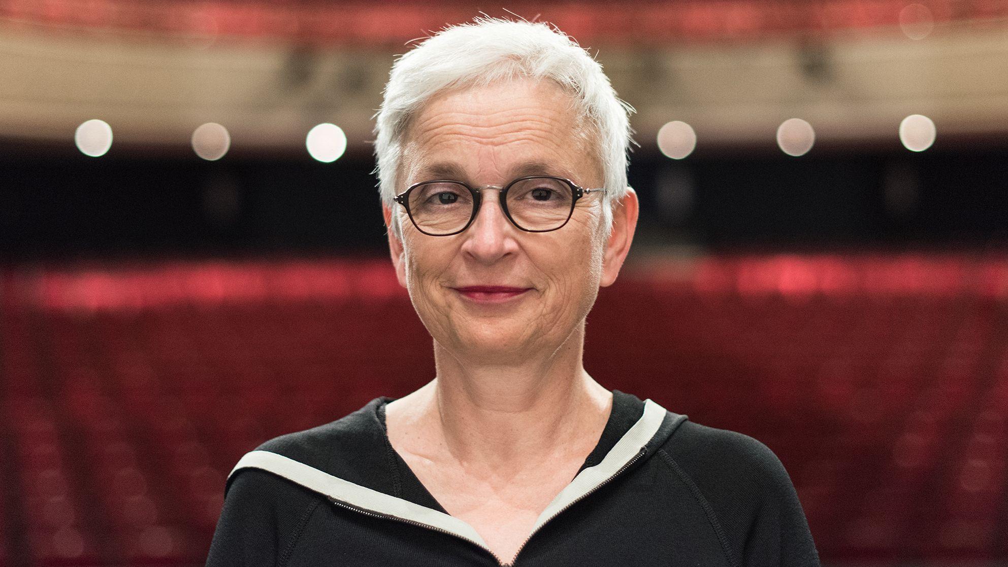 Barbara Mundel, designierte Intendantin der Münchner Kammerspiele