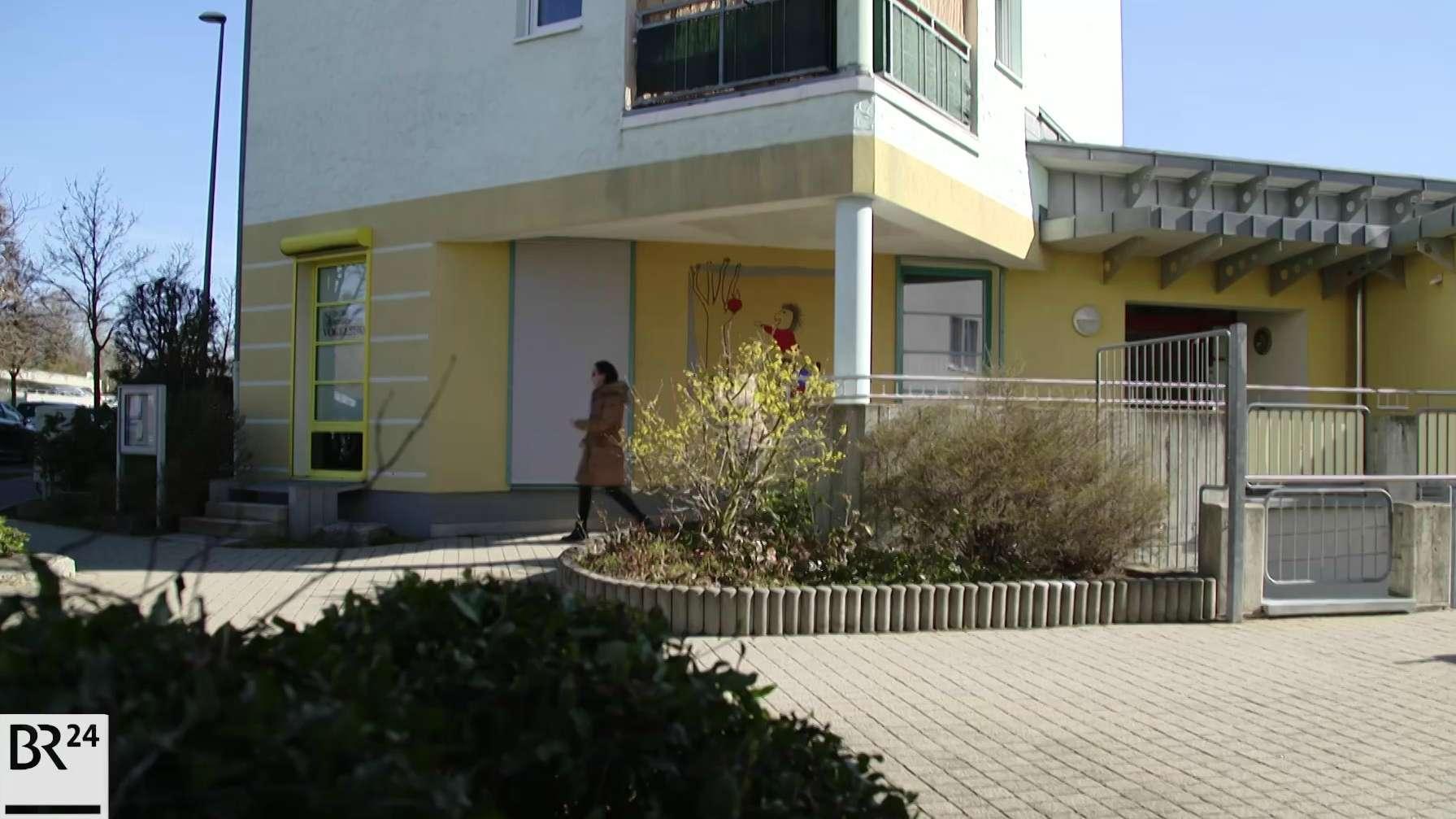Eine Kindertagesstätte in Würzburg
