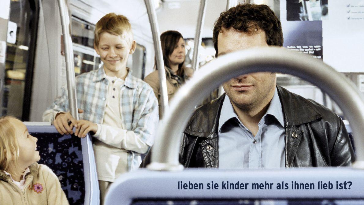 """Plakat des Präventationsprojekts """"Kein Täter werden"""""""