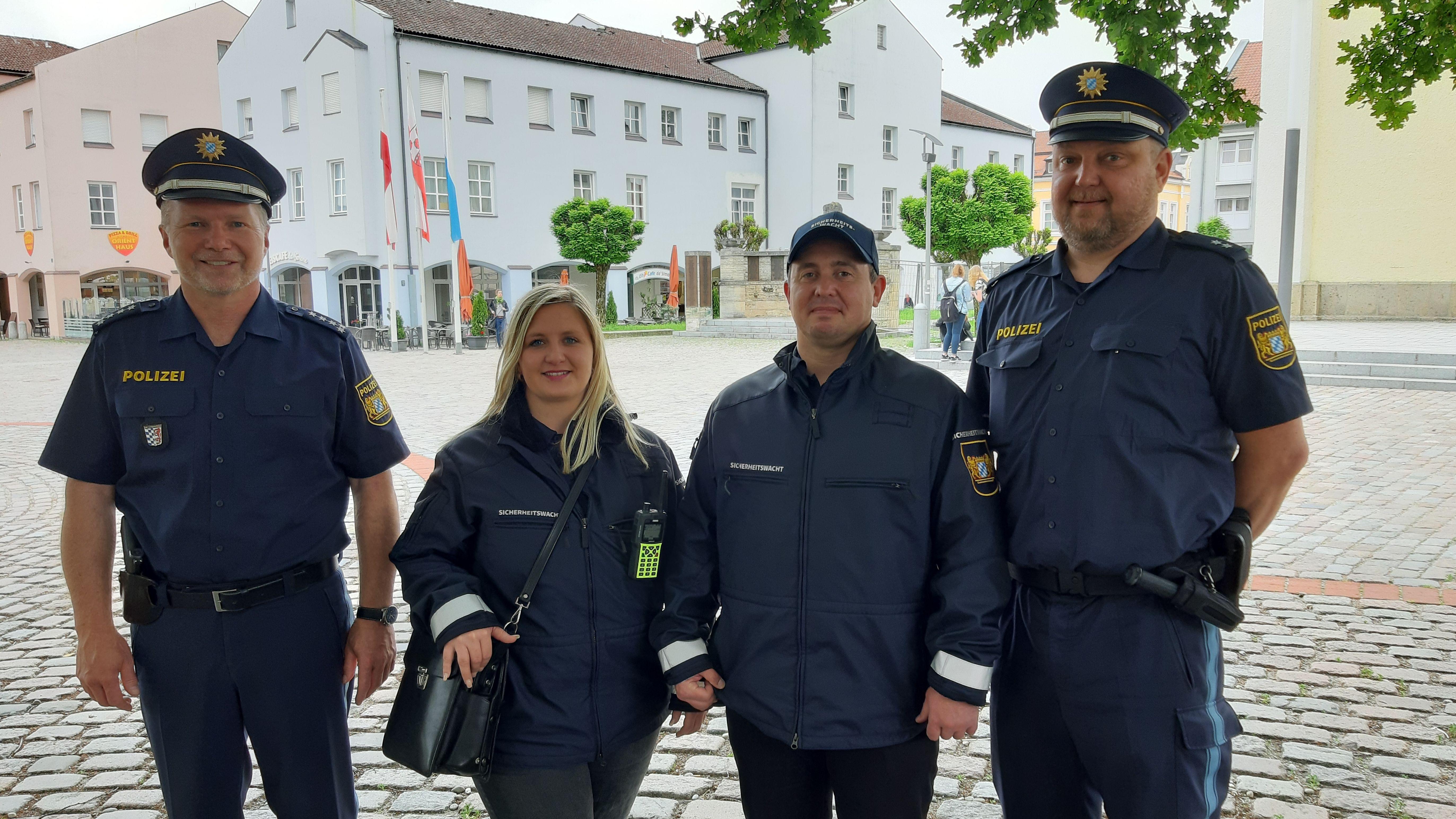 Sicherheitswacht Simbach am Inn