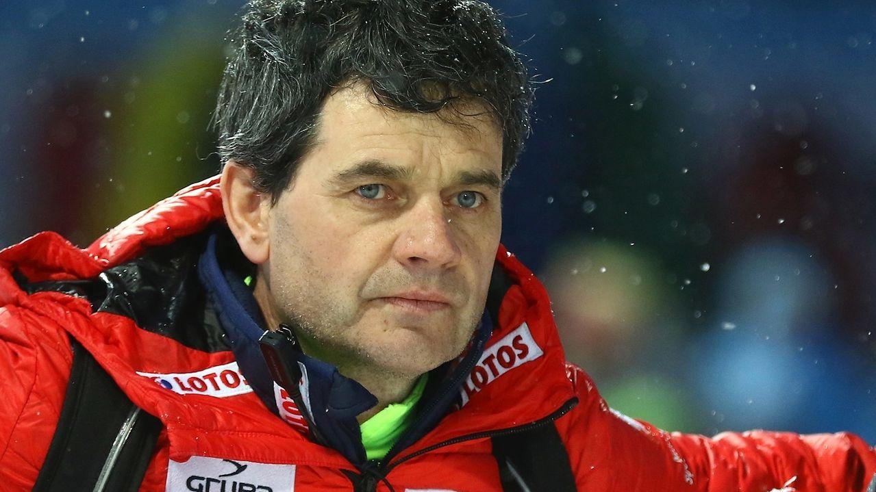 Skisprungtrainer Stefan Horngacher