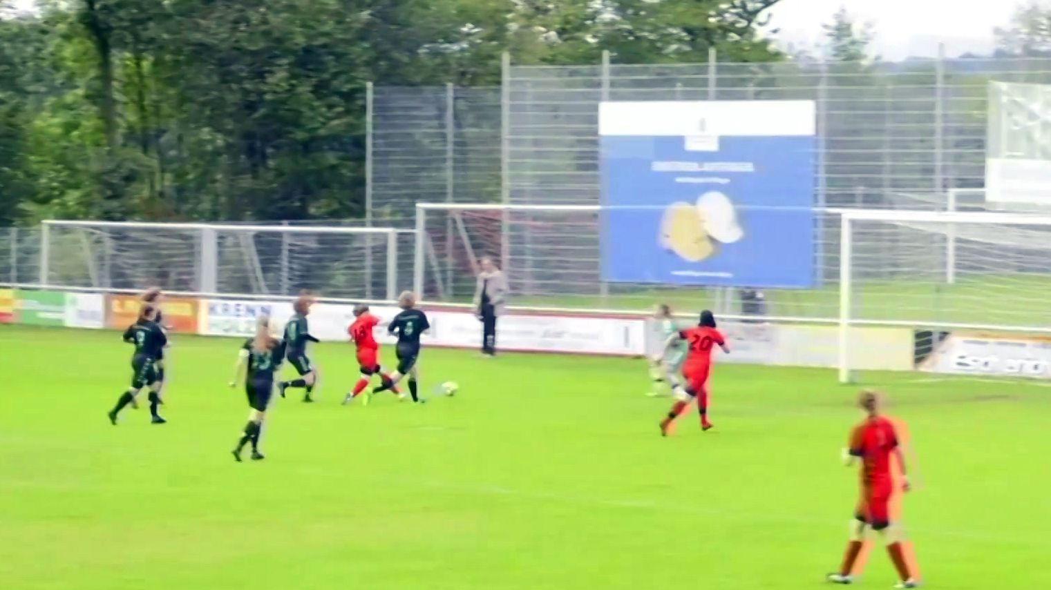 Der Bayern-Treffer im September 2019
