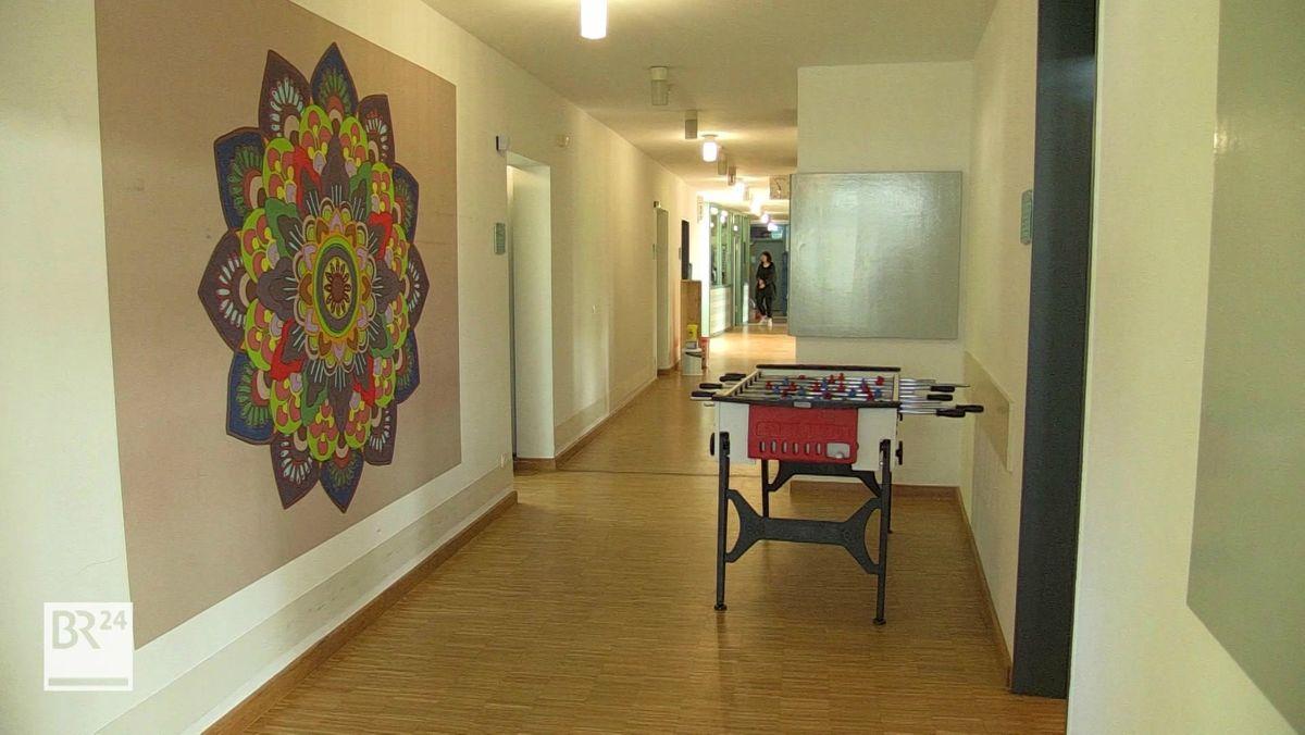 Das Bezirksklinikum Bayreuth hat eine eigene Gruppe für junge Menschen mit Drogenproblemen eingerichtet.