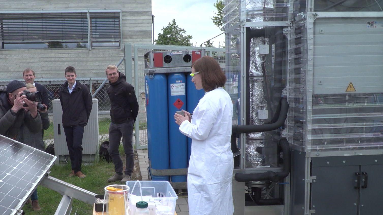Der neuartige Bioreaktor könnte die Lösung zum Gelingen der Energiewende sein.