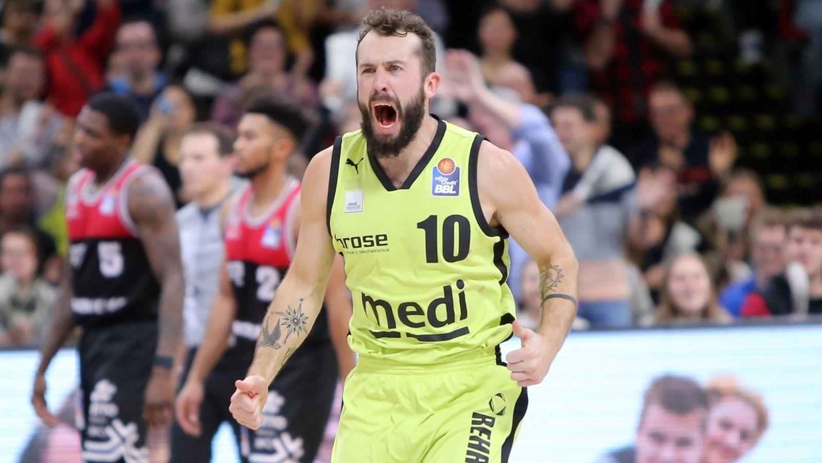 Basketball: medi Bayreuth stellt sich neu auf