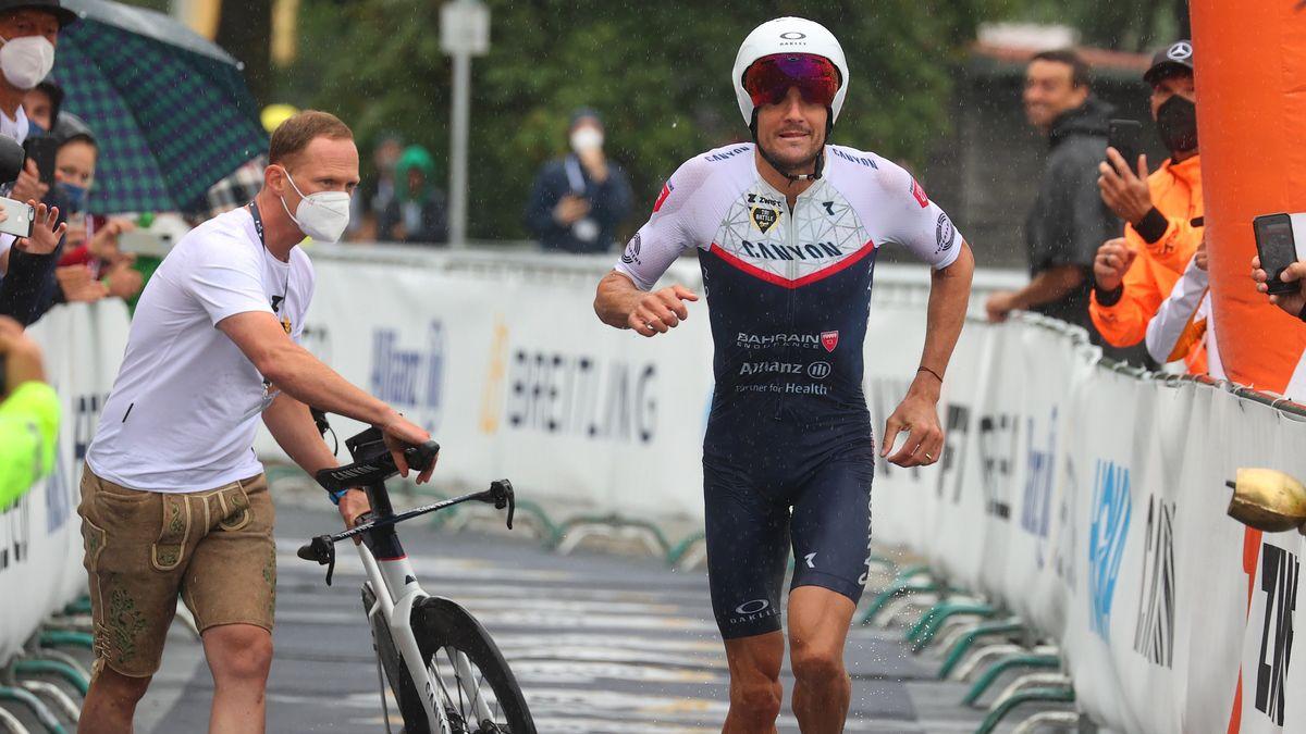 Jan Frodeno stellt neuen Weltrekord auf