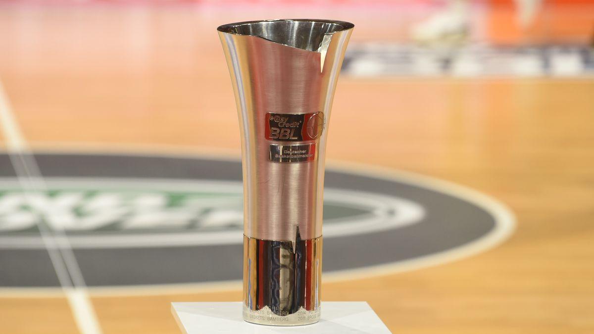 Der BBL-Pokal