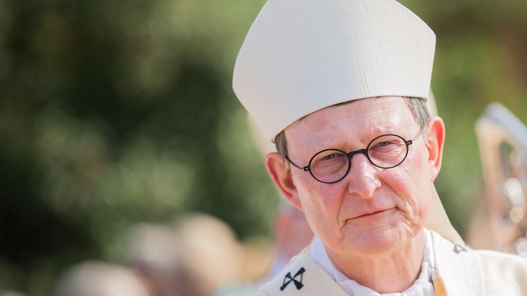 Der Kölner Kardinal Rainer Maria Woelki hat eingeräumt, Fehler gemacht zu haben.