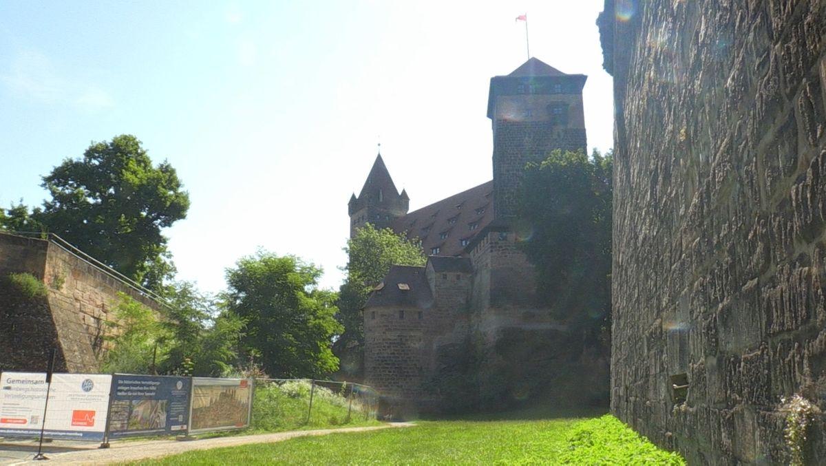 Stadt Nürnberg startet Spendenaktion zur Sanierung der Stadtmauer