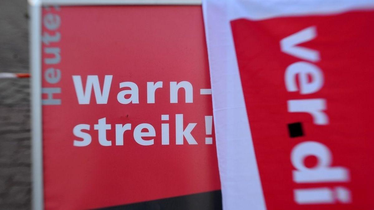 Die Warnstreiks in Oberfranken gehen weiter. Nun soll in Pegnitz, Pottenstein und Lichtenfels gestreikt werden. (Symbolbild)