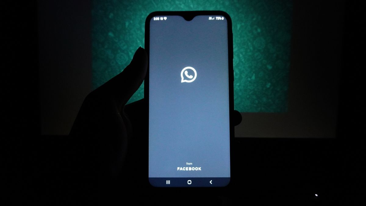 WhatsApp-Logo (Symbolbild)