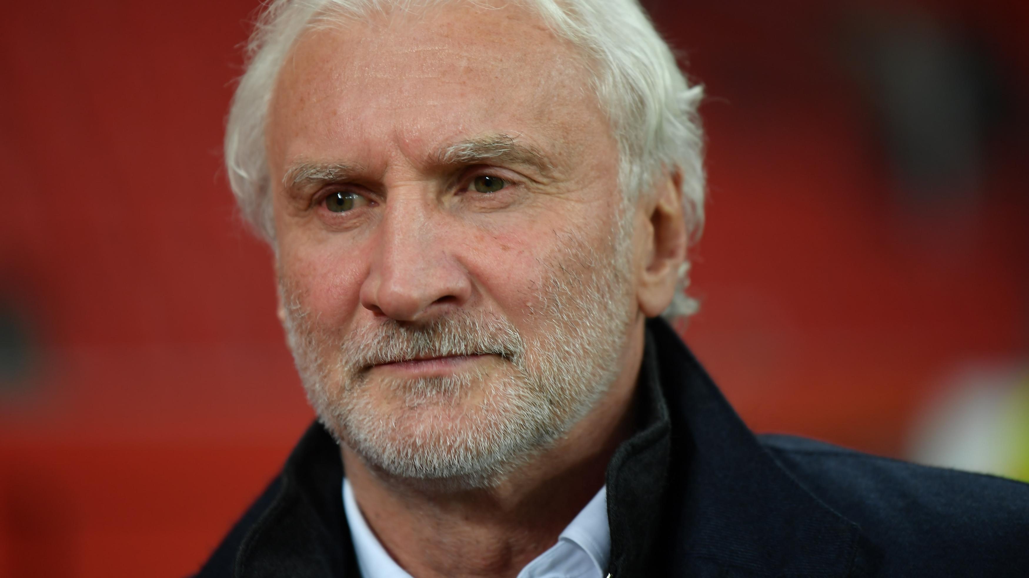 Bayer Leverkusen-Geschäftsführer Rudi Völler