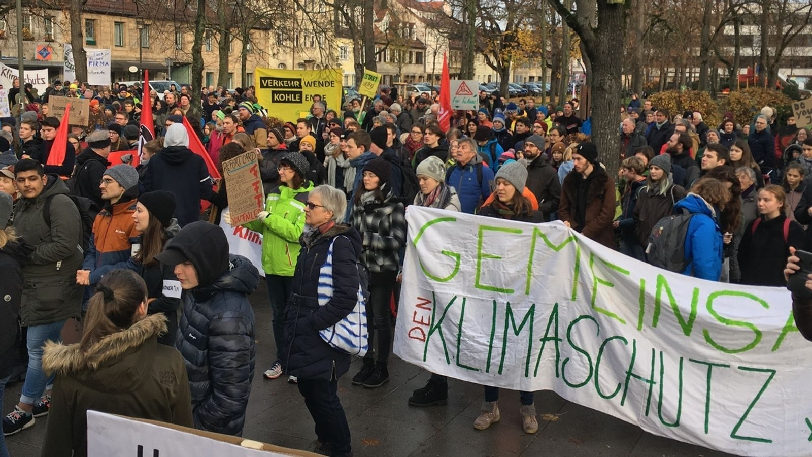 Fridays for Future: Großer Klimastreik in Ober und Mittelfranken
