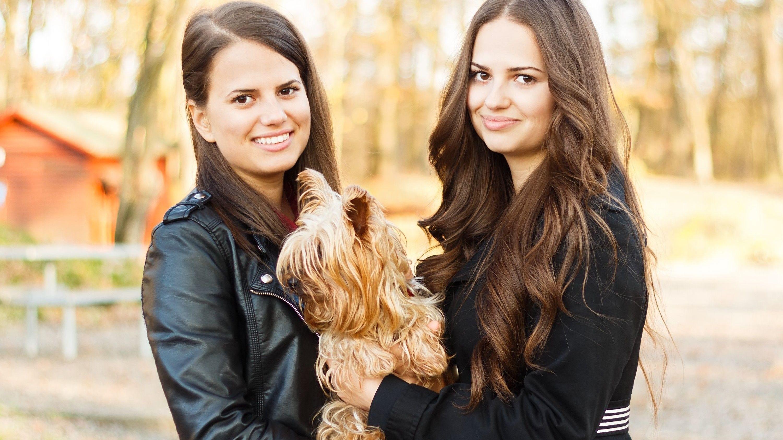 Die Vorliebe für Hunde ist erblich bedingt. Das beweist eine Zwillingsstudie.
