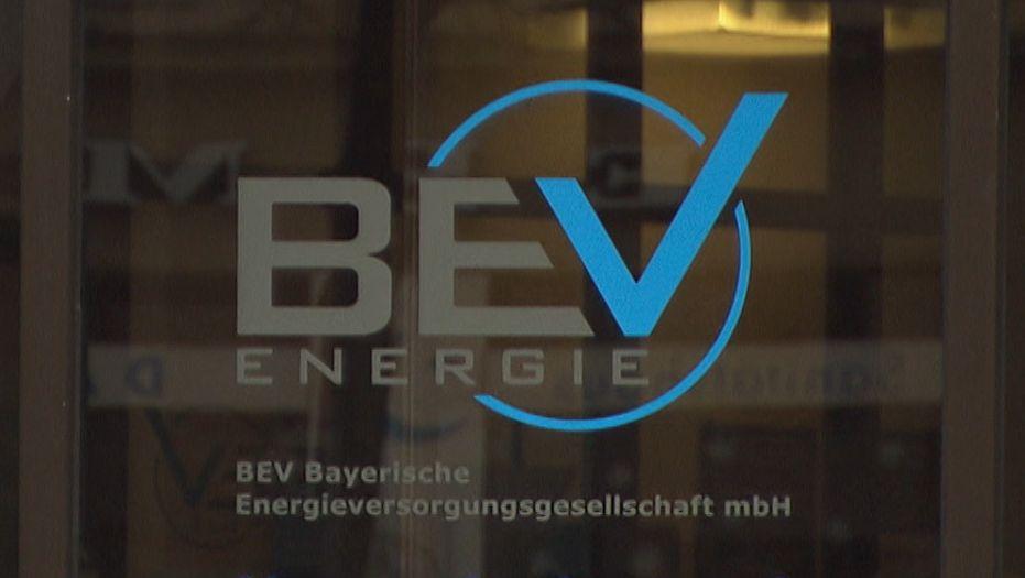 Fenster mit BEV-Logo